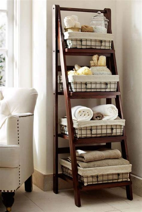ideas  bathroom shelves  pinterest