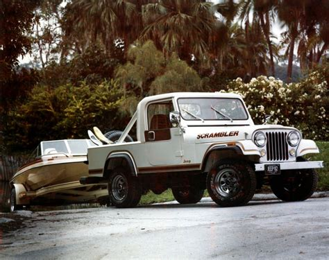 jeep scrambler 2014 class of 1981 five cool cars from the height of the