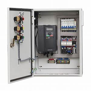 3009  Control Cabinet Wiring