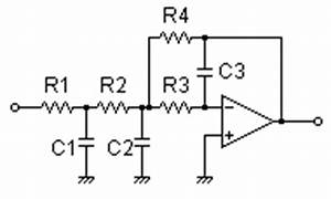 lpf mfb 3rd order bessel 60khz gain1 power and With butterworth filter