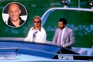 Miami Vice Boat Don Johnson by Vin Diesel Is Rebooting Miami Vice For Nbc Ew