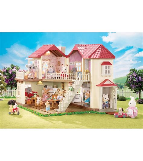 calico critters deluxe house calico critters luxury townhome