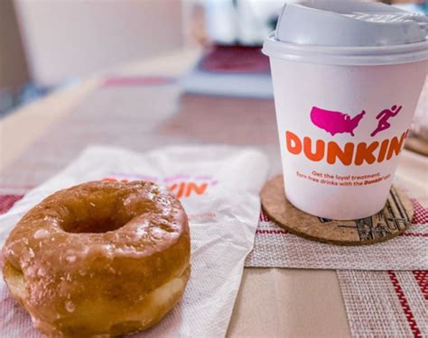 Join the dunkin donuts rewards program to earn free coffee on your regular coffee runs. Dunkin' Donuts: FREE Donut Fridays + FREE Coffee Mondays - Fabulessly Frugal