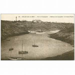 Le Grand Large Belle Ile En Mer : 56 belle ile en mer port et ch teau de goulphar le grand ~ Zukunftsfamilie.com Idées de Décoration