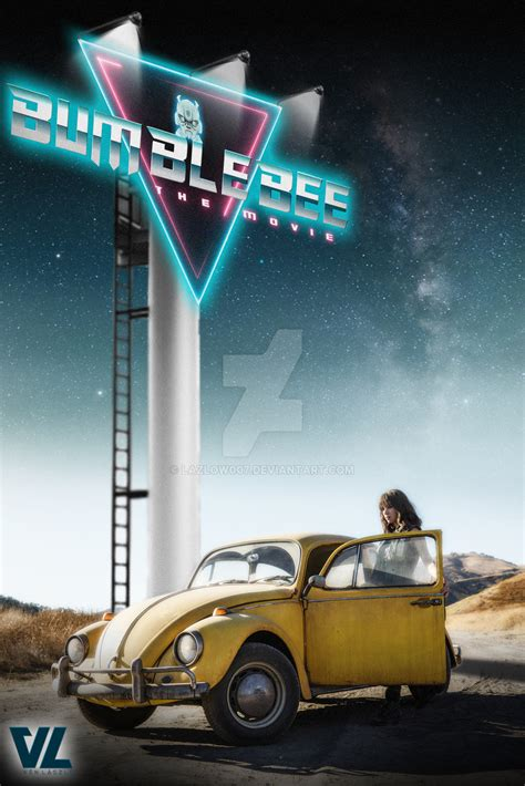 Transformers (6) Bumblebee The Movie  Poster By
