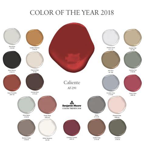 benjamin moores  color   year   kitchen