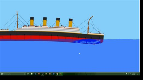 sinking ship simulator no sinking ship simulator 1 why titanic not sink right