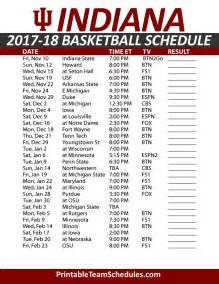 Michigan State Basketball Standings by Indiana Hoosiers 2017 Football Schedule