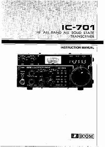 Icom -- Ic-701