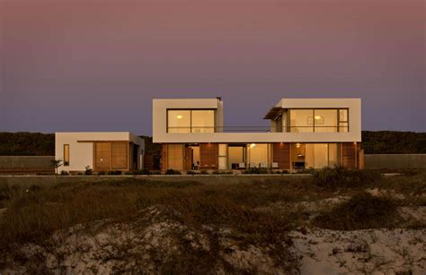 modern beach front home  cape town south africa
