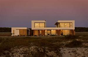 Modern, Beach, Front, Home, In, Cape, Town, South, Africa