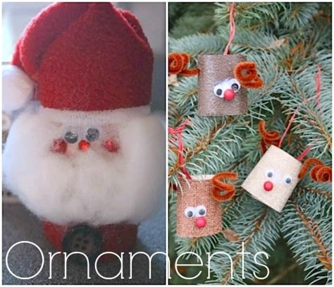 christmas crafts with toilet rolls 22 things to make with cardboard happy hooligans