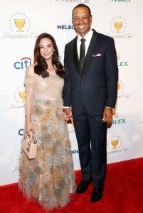 How Tiger Woods' Girlfriend Erica Herman Supported Him ...