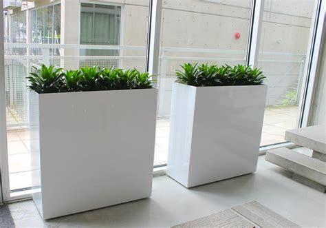 Outdoor Divider Planters Modern Planters PureModern