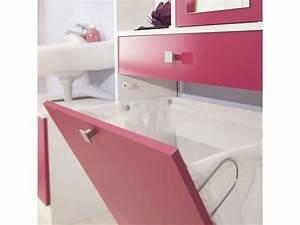 Bac à Linge : armoire salle de bain bac a linge ~ Teatrodelosmanantiales.com Idées de Décoration