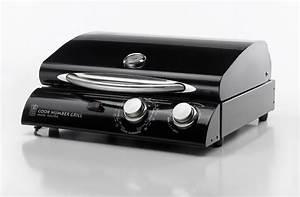 Plancha Electrique Avec Couvercle : barbecue plancha lectrique firestone acier maill noir 1 ~ Premium-room.com Idées de Décoration