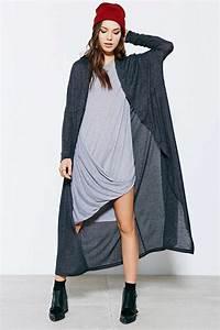 cardigan long femme soyez a la pointe de la mode With robe de cocktail combiné avec bonnet gris clair femme