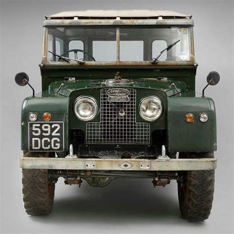 vintage land rover classic land rover land rover pinterest land rover