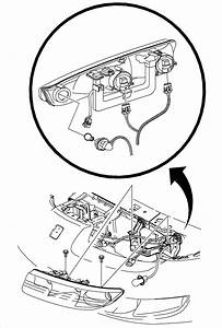 Repair Instructions - Horn Replacement  Coupe