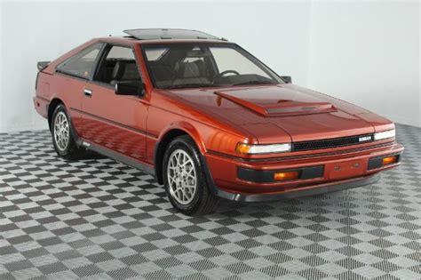 1984 Datsun 200sx by Kidney Anyone Mint Nissan 200sx Turbo Japanese