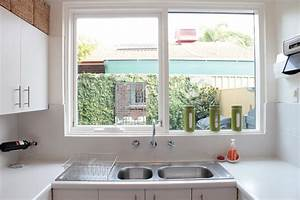 simple kitchen windows design with beautiful decoration With kitchen cabinets lowes with wall name art