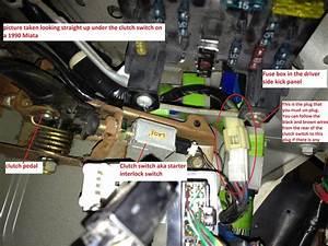 Clutch    Starter Interlock Switch - How Do I