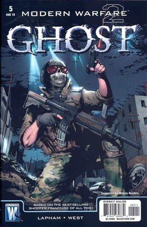 Modern Warfare 2 Ghost 5 On Core Comics