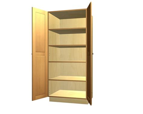 tall cabinet with shelves 2 door tall pantry cabinet