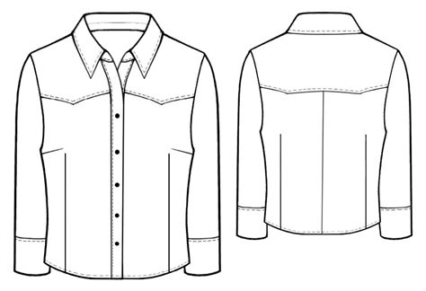 blouse sewing pattern    measure sewing