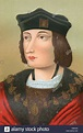 CHARLES VIII King of France 1483-1498 son of Louis XI Date ...