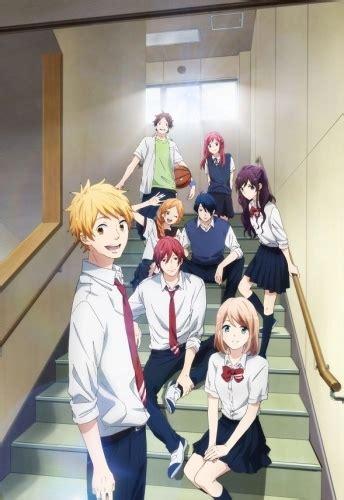 anime days tv ova rainbow days ova anime planet