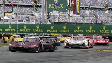 Las 24 horas de Daytona: Horario y dónde ver hoy la ...