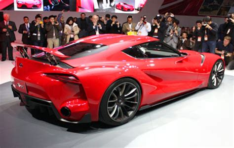 2019 Toyota Ft1 Review And Rumor  Toyota Suggestions