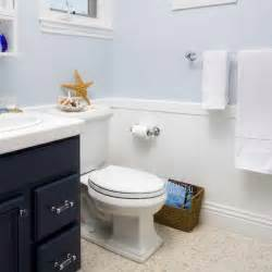 Bathroom Wainscoting Ideas Bloombety Wainscoting In Bathroom Ideas With Pale Blue Wall Wainscoting In Bathroom Ideas