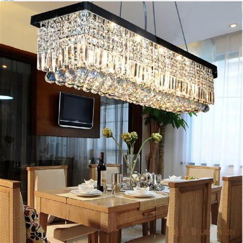 rectangular chandelier designs decorating ideas