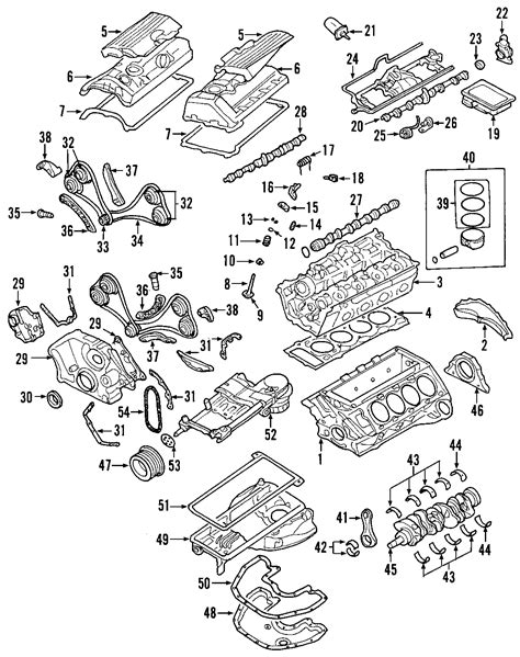 Bmw Engine Parts Variable Valve Timing Part