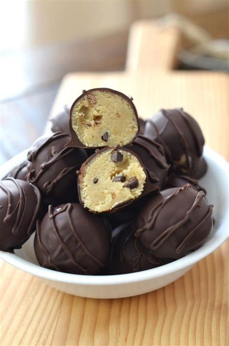Kitchen Essentials Cookie Dough by How To Make Awesome Cookie Dough Truffles 24 Carrot Kitchen