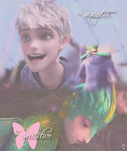 Jack Frost and Tooth Fairy - Rise of the Guardians Photo ...