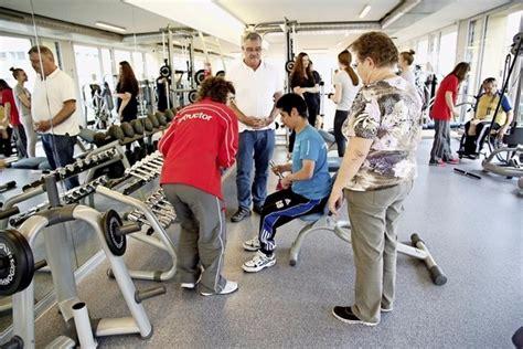 sant 233 un label fitness pour les handicap 233 s suisse tdg ch