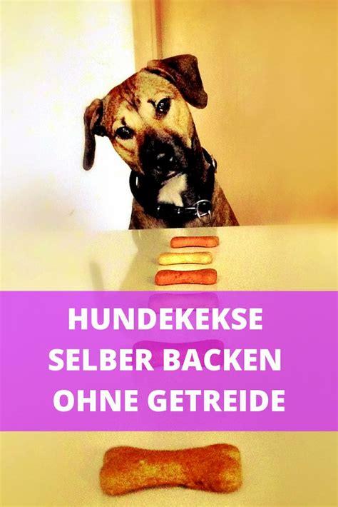 hundekekse selber backen 6 tolle rezepte ohne getreide hunde hundekekse rezepte gesundes