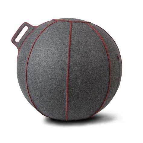 siege ballon velt par vluv pouf siège ballon de ballon pilates ou fitness