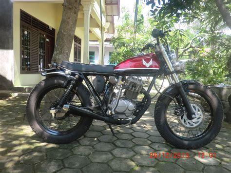 honda cb style deus modifikasi motor japstyle terbaru