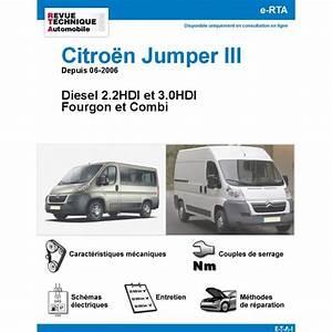 Revue Technique Citroen Jumper Gratuite : technirevue revue technique automobile revues techniques ~ Maxctalentgroup.com Avis de Voitures