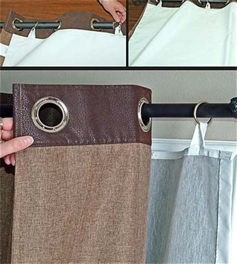 insulated blackout curtain liner increase insulation properties of any drape w grommet
