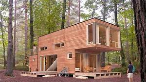 Wandverkleidung Außen Steinoptik : haus container module haus dekorieren tipps design aussen ~ Michelbontemps.com Haus und Dekorationen