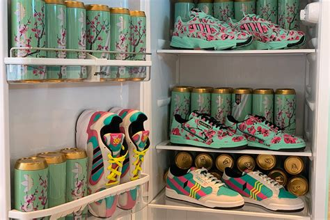 updated release info  arizona iced tea  adidas collection  retail   cents