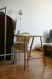 Schreibtisch Aus Arbeitsplatte : diy schreibtisch aus arbeitsplatte pinterest wohndesign ~ Eleganceandgraceweddings.com Haus und Dekorationen