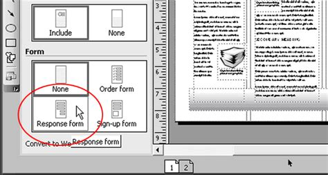 Publisher 2003 In Pictures Create A Brochure From A Template Publisher 2003 In Pictures Create A Brochure From A Template