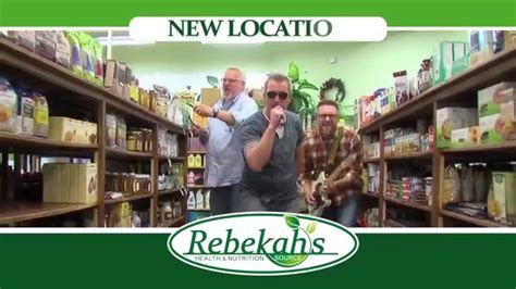 Rebekahs Health and Nutrition 2014 Band Commercial - YouTube
