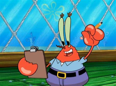 Spongebob Mr Krabs Eyes